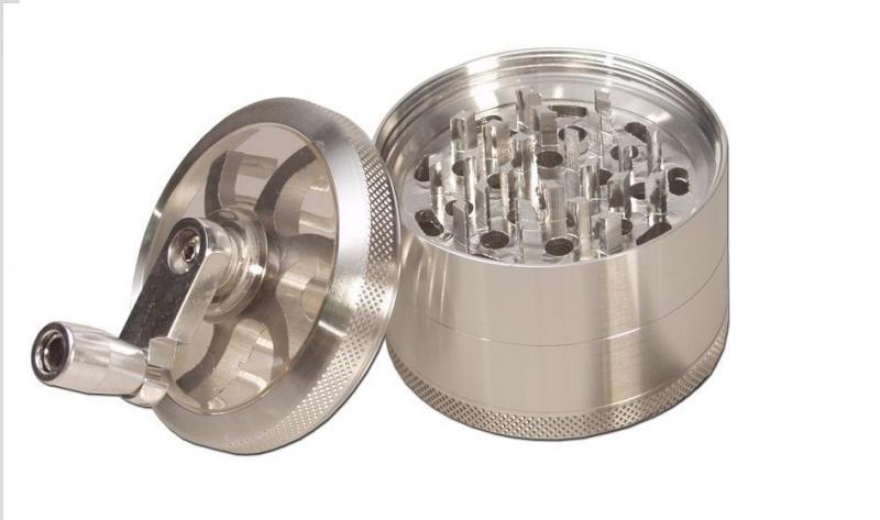 63mm-Zinc-Alloy-Hand-Crank-Window-Weed-Grinder